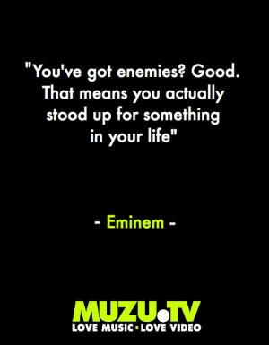 shady stands up. Eminem (aka Marshall Mathers) on life #music #quote ...
