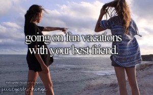 Going on vacation with your bestfriend..#fun #goodtimes Bucketlist ...