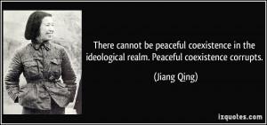 More Jiang Qing Quotes