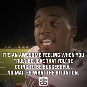 Inspiring Quotes This High School Athlete Can Teach NFL Players