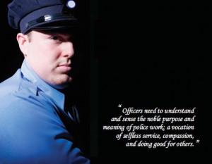 Law Enforcement quote
