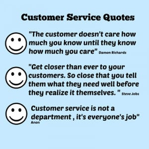 Best Customer Service Quotes Customer service quotes