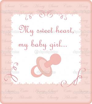 Bear For Baby Girl Imagens