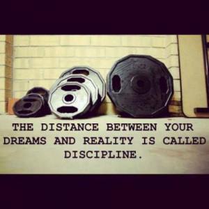 Discipline. Find us on - www.facebook.com/motivationofsports