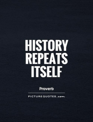 history gets thicker as it approaches recent times more people more