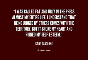 Quotes About Being Fat and Ugly