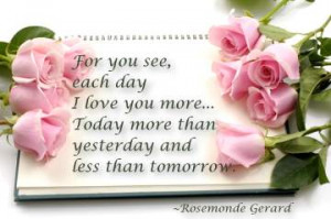 Love Quotations with Lovely Love Graphics - for Facebook ...