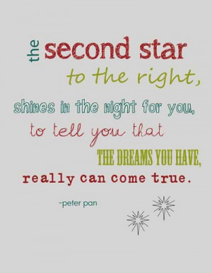18 Beautiful Peter Pan Quotes with Images