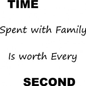 every second cute wall quotes art sayings vinyl decals fast super ...