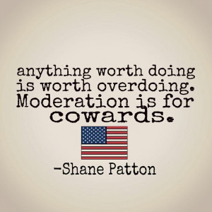 lone survivor quote by Shane Patton