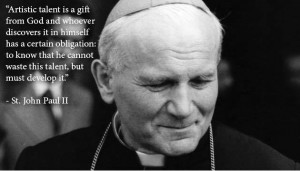 Funnies pictures about John Paul II On Evangelization Quotes