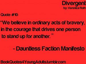 YA Book Quotes