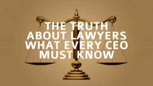 The Truth About Lawyers...