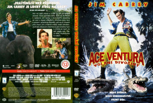 Ace Ventura: When Nature Calls (1995) - front back