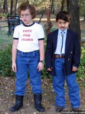 vote for pedro young pedro and napoleon i d vote for pedro prev more ...