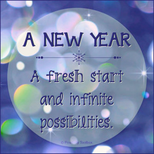 ... new year, a new morning, a new adventure... believing there are
