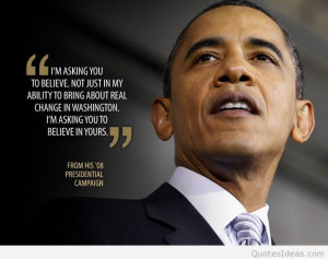 Obama is probably the great and the most important human in the world!