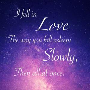 Hazel quote :)