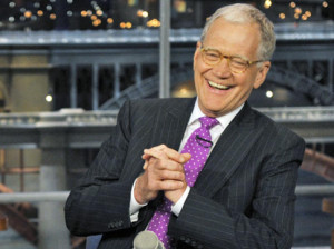 David Letterman, the current king of 'Late Night'