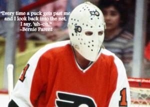 funny hockey goalie quotes