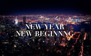 New Year, new beginning