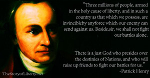 Patrick Henry Quotes Give Me Liberty