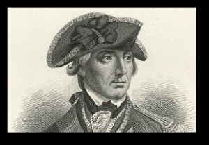 General William Howe is one of most well known British generals from ...