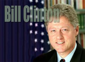 bill clinton and george bush