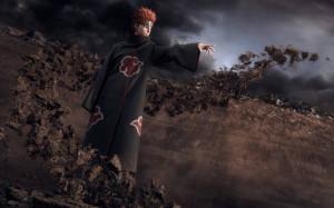 Power of pain - Akatsuki Wallpaper