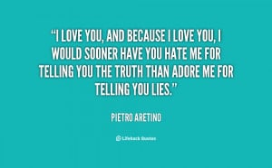 because quotes i fell in love with you i love you because quotes i ...