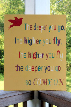 Beatles Lyrics Wood Sign, Nursery Sign, Beatles Quote, Song Lyric Sign ...