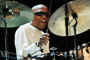 When I grow up, I want to be like Roy Haynes.