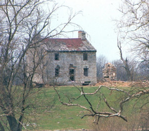 Harlan s Station The Old Stone House and The Elijah Harlan