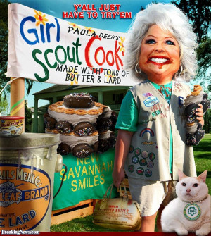 Related Pictures girl scouts chop off own fingers