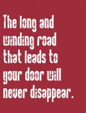 ... winding road song lyrics songs music lyrics song quotes music quotes