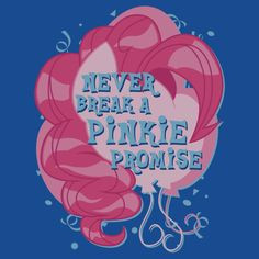 Never Break A Pinkie Promise | Girly Fit