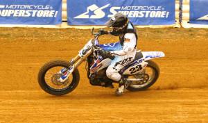Track: Jeffrey Carver, Jr. on the #23 Mack Daddy/Kiesow Racing Honda ...