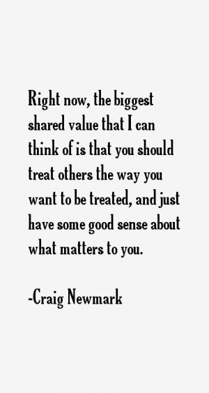 View All Craig Newmark Quotes