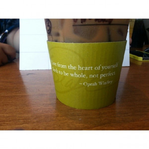 starbucks now lol starbucks coffee oprah quotes
