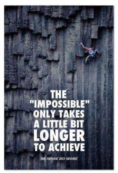 Rock climbing quotes More