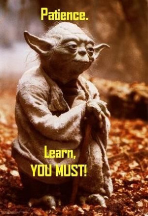 funny yoda quotes | patience quote , patience , quote , quotes ...
