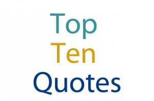 1StepEnglish's Top 10 Favourite Quotes Of All Time.