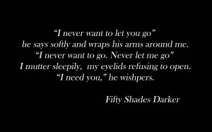 Fifty Shades Darker Quotes