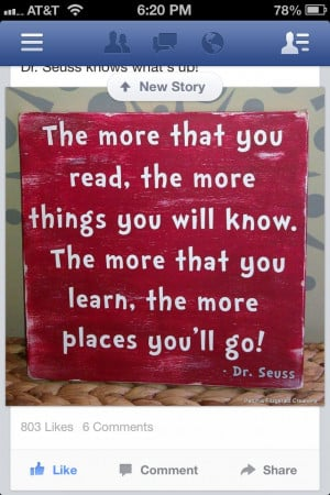 Classroom Quotes, Cute Quotes, Reading Quotes, Reading Corner, Quotes ...