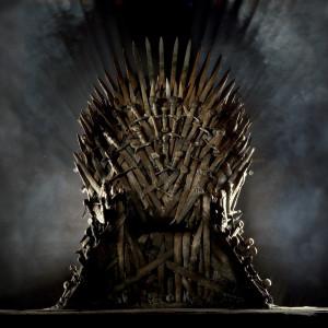 Lifesize Game of Thrones Iron Throne