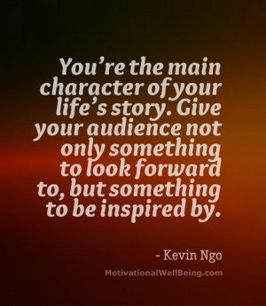 of Your Life's Story. Give Your Audience Not Only Something To Look ...