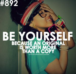 Tumblr Swag Quotes for Girls .