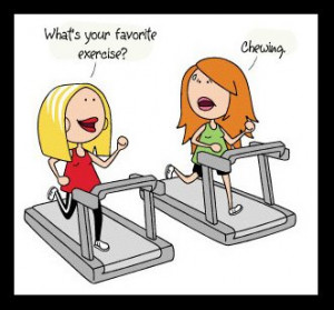 What's your favourite exercise