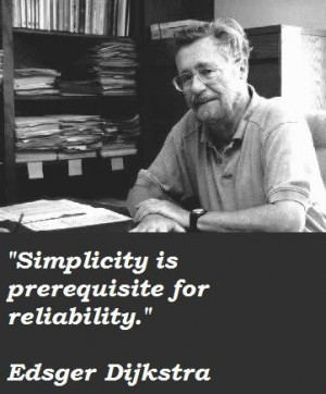 Edsger dijkstra famous quotes 2