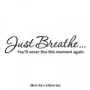 Quotes Just Breathe Pictures